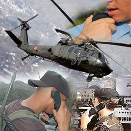 TCC - Radio Encryption: Military Secure Communications