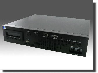DSD 72A-SP (I) Fiber Optic Network Encryption Appliance for Industrial Environments