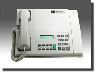 CSD 3324 SP Secure Telephone and Fax Encryption Device