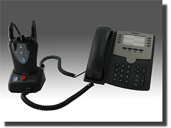 Secure Voice Telephone to Radio Conferencing