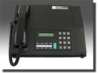 CSD 3324 SP Secure Voice, Telephone Encryption